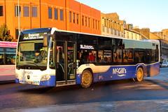 Citaro Upgrade (J3354) (Fraser Murdoch) Tags: mcgills bus service greenock renfrewshire 38 johnstone depot spateston kilbarchan mercedes benz mb citaro euro 6 j3354 j 3354 bf67wkm bf67 wkm glasgow transport vehicle fraser murdoch photography canon eos 650d o295