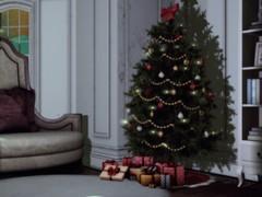 Begining to look like Christmas (Mira Bellflower {Photographer}) Tags: secondlife sl shadows shading shopping christmas c88 photoshop ps photo photos pileup home xmas presents