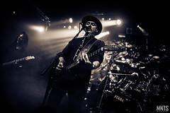Master's Hammer - live in Warszawa 2017 fot. Łukasz MNTS Miętka-9
