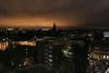 Hamburg from the Roof of Ikea, Germany, 2017 (smol bunny brown) Tags: europe hamburg germany rooftop night city skyline light pollution