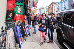 Notting Hill -1  23122017.jpg (Colin Dorey) Tags: portobelloroad market streetmarket kensington northkensington rbkc london nottinghill winter 2017 december christmas street road kensingtonchelsea people tourists stall