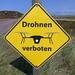 Drohnen verboten Sylt