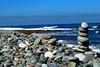 Pebble Beach in La Union (Girl Travel Factor) Tags: pebblebeach beach pebble sea asia travel places launion philippines