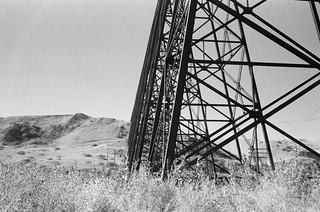High Level Bridge - coulee level