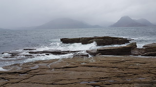 Cuillin Mountains from Elgol