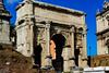Archway in The Roman Forum (Brian Out and About) Tags: nikon d5200 architecture rome italy romans archway europe travel explore amateur