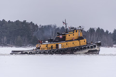 Helen H (dan mackey) Tags: heritagemarine tugboat icebreaking americanvictory superior wisconsin superiorwisconsin algomacentralmarine oglebaynorton middletown americansteamship