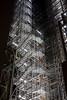 Scaffolding on Big Ben, London, Christmas 2017 (Lady Goldie) Tags: london bigben bell clock tower elizabeth scaffolding westminster architecture clocktower