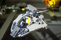 Spaceman Spiff Style Ship (S_P Brick Design House) Tags: lego afol bricks toys mocs bespoke