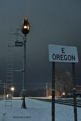 Approach Medium In Oregon, IL (R.G. Five) Tags: oregon il bnsf aurora sub train railroad signal ci