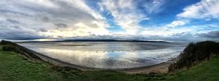Dee Estuary Pano