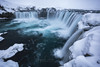 godafoss (Stephen Hunt61) Tags: water waterfalls iceland iced ice flowing godafoss river winter snow cold landscape landscapes landmark stefanocaccia