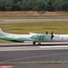 Widerøe LN-WDE De Havilland Canada DHC-8-400 cn/4183 @ EDDL / DUS 18-06-2017
