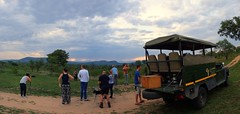Kruger National Park, South Africa (Pranav Bhatt) Tags: southernafrica panorama panoramic wide krugernationalpark southafrica sunset jeep game drive gamedrive photos sundowner