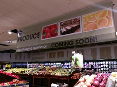 Produce, and the sure sign(s) of a remodel (1) (l_dawg2000) Tags: 2018remodel cordova delicatesen grocery grocerystore healthbeauty kroger labelscar marketplace meats memphis pharmacy produce remodel retail scriptdécor shelbycounty supermarket tennessee tn trinitycommons cordovamemphis unitedstates usa