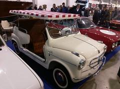 Fiat 600 Jolly. (removarkevisser) Tags: fiat 600jolly ghia