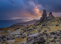 My Wishes for 2018 (RRoberti) Tags: skye old man storr scotland