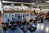Trofeo Indoor di fine Anno Città di Arezzo 25+18 mt. (rommy555) Tags: palestra arco gara sport compound frecce arrows