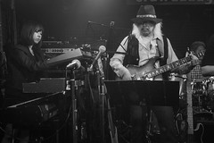 カルメンマキ & OZ Special Session at Crawdaddy Club, Tokyo, 07 Jan 2018 -00172