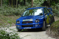 Subaru Impreza WRC 1999 P1320455mods (Andrew Wright2009) Tags: goodwood festival speed sussex england uk historic heritage vehicle classic cars automobiles subaru impreza wrc 1999