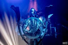 Behemoth - live in Warszawa 2017 fot. Łukasz MNTS Miętka-12
