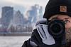 Photography in the cold... (www.sophiethibault.ca) Tags: 2017 montréal sony décembre fleuve horizon photographe skyline ville photography cold december stlawrence city granderoue valleret gloves