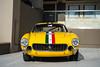 Competizione (Noah L. Photography) Tags: 1964 ferrari 250 gt lusso competizione yellow car sportscar classic racecar italian hingwalee walnut carsandchronos davidsklee nikon50mmf18seriese