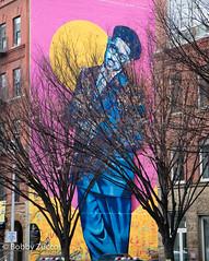 "Dizzy @ Harlem by Brandan ""Bmike"" Odums (ZUCCONY) Tags: streetart nyc 2017 newyork unitedstates us bobby zucco bobbyzucco pedrozucco art arte graffiti street calle rue ny"