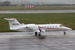 N833KC Learjet 31A Cochrane (corkspotter / Paul Daly) Tags: n833kc 1999 learjet 31a 31a170 cochrane usa inc zsoml