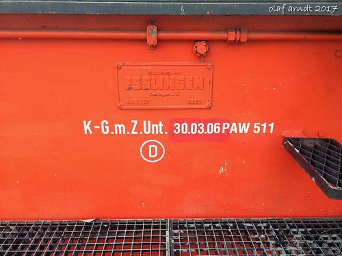 Rangier-Lok Bern N°5257