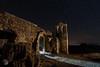 Abandonada (juan_maynar) Tags: fresnedadesepúlveda segovia nocturna noche nightlight noctuna nikon juanmaynar iglesia ngc