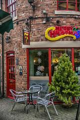 Wigan (Orrellpenguin) Tags: wigan december 2017 mesnes park market