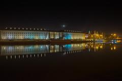 Reflected CIty (pasiak75) Tags: 2017 sigma12244556 wrocław city color kolor krajobraz landscape lustro miasto mirror night nightlights noc odbicie outdoor reflections street urban