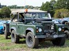 VKA 733H (Nivek.Old.Gold) Tags: 1970 land rover 88 series 2a softtop 2495cc diesel sankey trailer