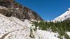 Ptarmigan Trail ((JAndersen)) Tags: glacier glaciernationalpark manyglacier ptarmigan hiking flickr nikon landscape snow waterfall montana usa