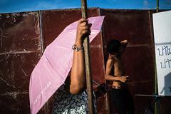 * (Sakulchai Sikitikul) Tags: street snap streetphotography summicron sony songkhla a7s 35mm umbrella leica thailand