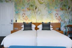 Executive Twin Room (Malmaison Hotels & Brasseries) Tags: funky hotel leeds malmaison neon tourism travel