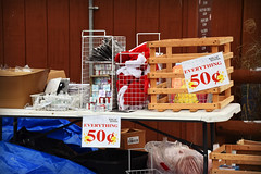 Christmas for Sale (MTSOfan) Tags: christmas commercial commerce discount clearance season forsale
