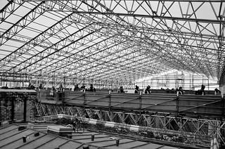 Roof restoration - The Vyne