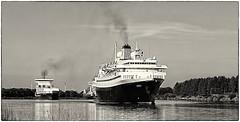 180107-1 (sz227) Tags: nordostseekanal fährebreiholz breiholz kielcanal conmarelbe heinrichschepers astoria schiffe vessel ship sz227 zackl sony sonyilca77m2