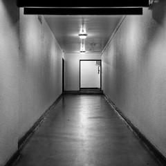 entrance (Dr Kippy) Tags: entrance doorway corridor bw blackandwhite mono monochrome canon100d worcestershire worcester cathedralplaza