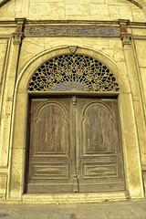 Muhammad Ali other courtyard door (T Ξ Ξ J Ξ) Tags: egypt cairo fujifilm xt20 teeje fujinon1655mmf28 citadel old town salahaldin medieval mokattam muhammadali unesco