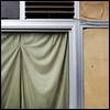 curtain geometry (foto.phrend) Tags: urban urbanfragment square tenerife fujifilm geometry puertodelacruz green window