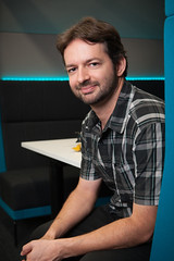 Thierry Peynot (QUT Science and Engineering Faculty) Tags: thierry peynot robotics qut staff profile portrait dr senior lecturer artificial intelligence image processing electrical electronic engineering ai australian centre robotic vision acrv