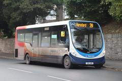 CN12ARO (Karlspix) Tags: stagecoachsouthwales wright streetlite wf 43003 cn12aro