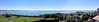 06 | view from Portchester castle (panorama) (Mark & Naomi Iliff) Tags: portchester castle roman remains panorama portsmouth harbour