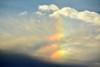 Showing Off (NaturalLight) Tags: chisholmcreekpark wichita kansas cirrus arc sundog