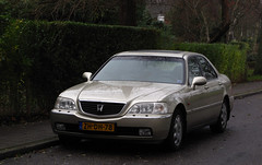 1999 Honda Legend 3.5 V6 (rvandermaar) Tags: 1999 honda legend 35 v6 hondalegend sidecode5 zhdh78