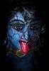 Kalighat, quartier des fabricants d'idôles, Calcutta,  Bengale occidental, Inde (Pascale Jaquet & Olivier Noaillon) Tags: sculptures religionhindouisme idoles kali calcutta bengaleoccidental inde ind