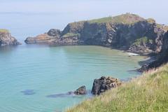 IMG_3701 (avsfan1321) Tags: ireland northernireland unitedkingdom uk countyantrim ballycastle carrickarede carrickarederopebridge nationaltrust landscape green blue ocean atlanticocean island